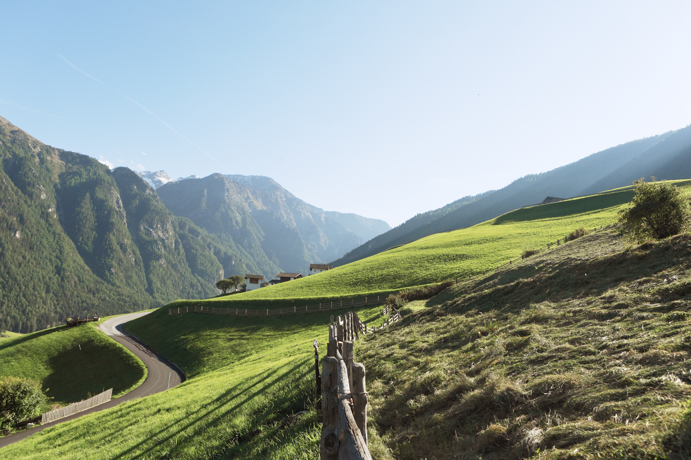 Escursioni alpine in Martello