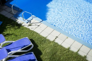 Pool der Pension