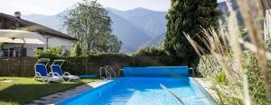 Pension mit Schwimmbad - Vinschgau